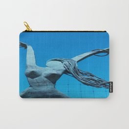 Joyful Lady Carry-All Pouch