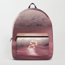 2077 landscape V Backpack