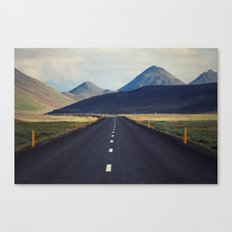 Away day Canvas Print