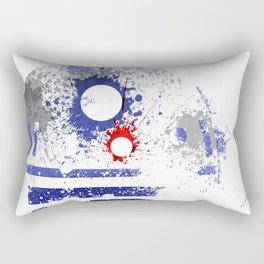 Astromech Deetoo Rectangular Pillow
