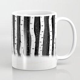 Birches Coffee Mug