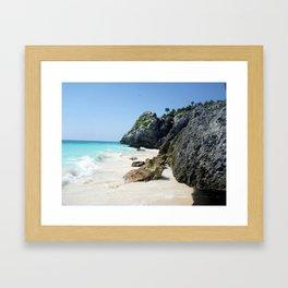 Sea Me Framed Art Print