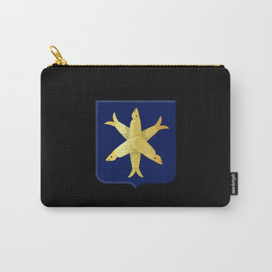 Coat of arms of Zandvoort Carry-All Pouch