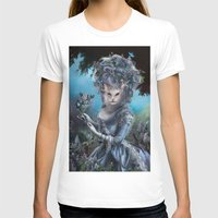 marie antoinette T-shirts featuring Marie Antoinette by Christina Hess