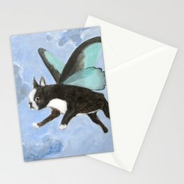 Dog Fairy Stationery Cards