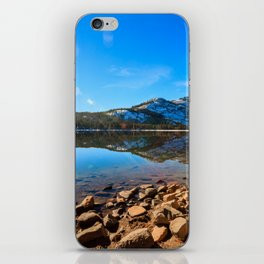 Donner Symmetry iPhone Skin