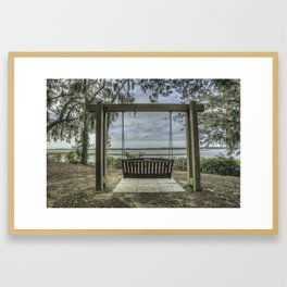 Beaufort Fall 2017 13 Framed Art Print