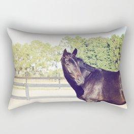 Bubba in Color Rectangular Pillow