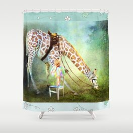 Tall Order Shower Curtain