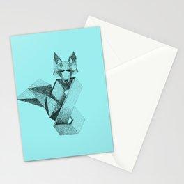 Infinite Fox Stationery Cards