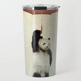 Pandachute Travel Mug