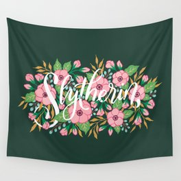 Slytherin Wall Tapestry