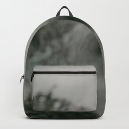 Stormy Sea Abstract Film Backpack