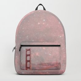 Stardust Covering San Francisco Backpack