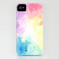 watercolor Slim Case iPhone (4, 4s)