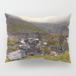 Independence Mine - Hatcher Pass, Alaska Pillow Sham