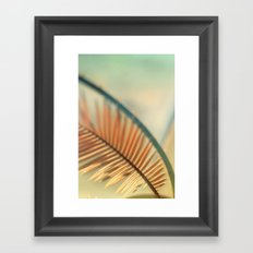 tender 3 Framed Art Print