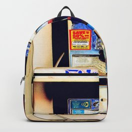 Payphone Backpack