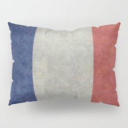National Flag of France Pillow Sham