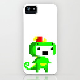 Rawr played Fez iPhone Case