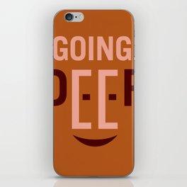 Going Deep iPhone Skin
