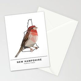 New Hampshire – Purple Finch Stationery Cards