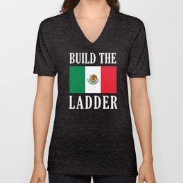 Build The Ladder Unisex V-Neck