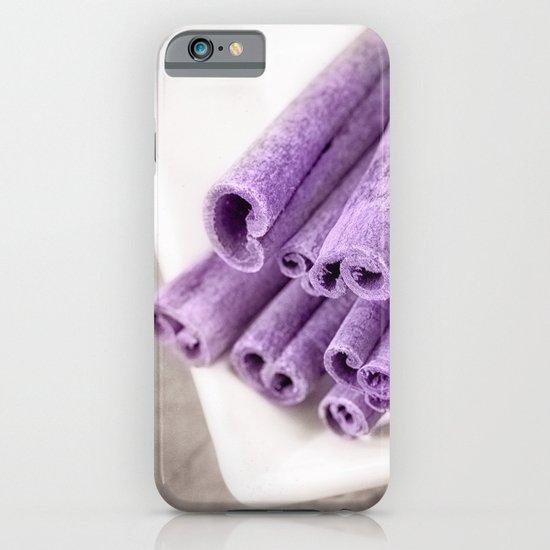 PURPLE CINNAMON iPhone & iPod Case
