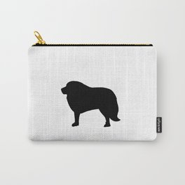 Big Black Dog Carry-All Pouch