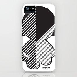 Munny Graphico iPhone Case