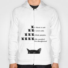 Do you love cats? Hoody