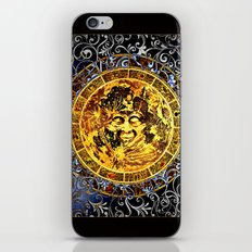 Golden Moon iPhone & iPod Skin