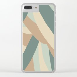 Pucciana  Forest Clear iPhone Case