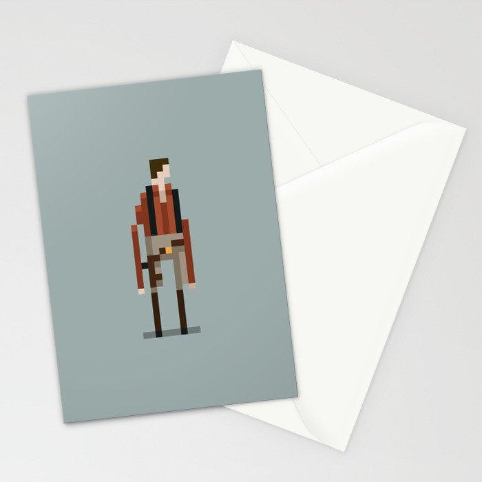 Cap'n Mal Stationery Cards