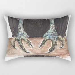 Talons Rectangular Pillow