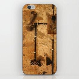 Heavy Industry - Makeshift Electrics iPhone Skin