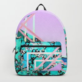 Glam and glitter Backpack