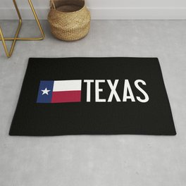 Texas: State Flag of Texas Rug