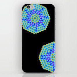 Mandala Project Eight iPhone Skin
