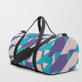 Abstract Glow #society6 #glow #pattern Duffle Bag