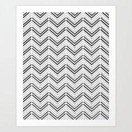 Distinct Art Print