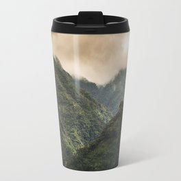 The Mountains Travel Mug