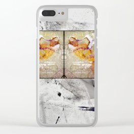 REFECTION Clear iPhone Case