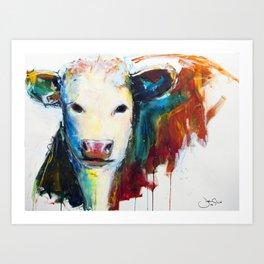 Rufus Art Print