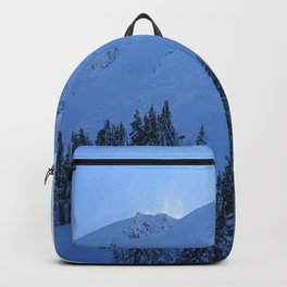 Ghosts In The Snow Backpack