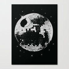 thats not a disco Canvas Print