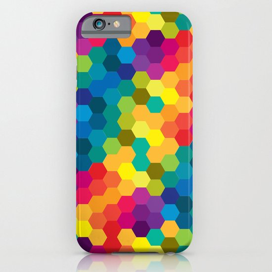 Hexagonized iPhone & iPod Case