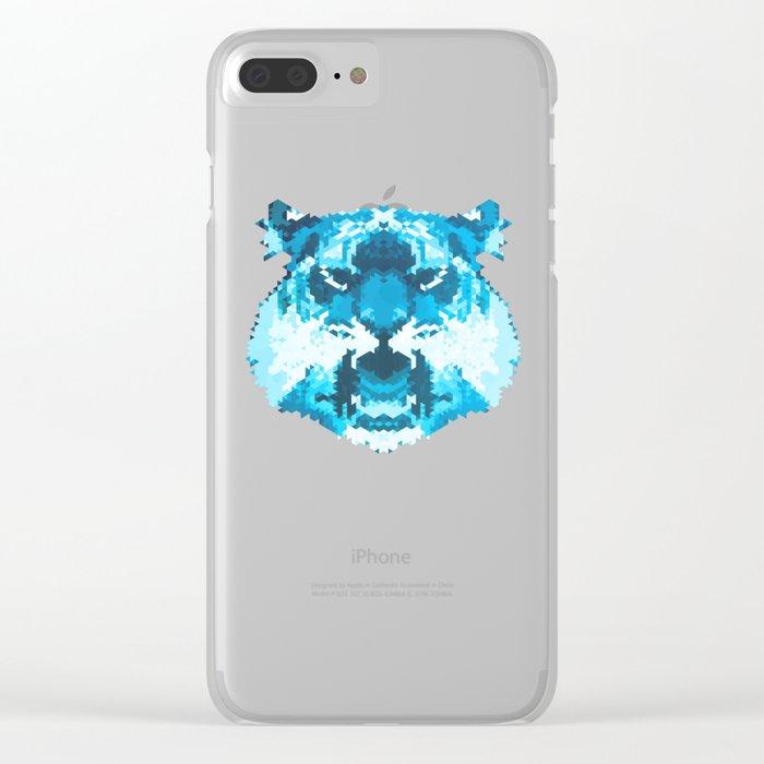 Tigr Clear iPhone Case