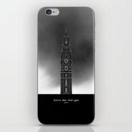 HexArchi - Portugal, Porto, Igreja dos Clérigos . Torre iPhone Skin