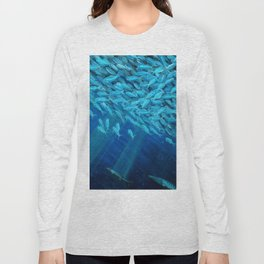 Oceans of Plenty Long Sleeve T-shirt